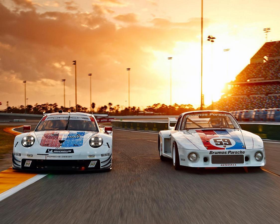 Porsche tendr dise o especial en daytona carreras en vivo - Porche diseno ...